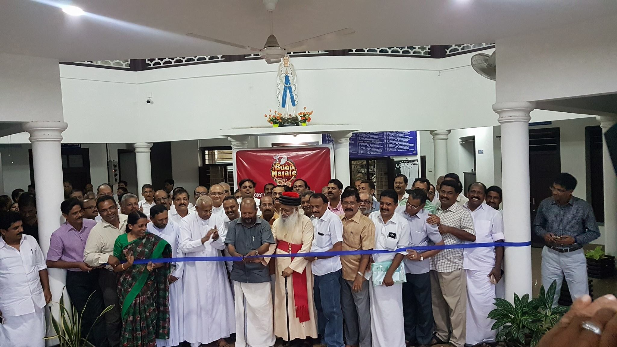 Buon Natale Thrissur.News Archdiocese Of Trichur